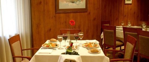 Restaurante Hotel City House Florida Norte Madrid